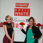 COLGATE OPTIC WHITE LOUNGE GETS CELEBS READY TO SMILE AT GOLDEN GLOBES