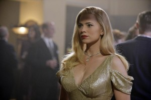 Hayley Atwell plays spy games in the Marvel universe.