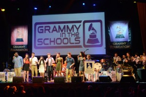 Grammy in the Schools Live! Student Performers