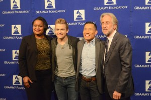 Hunter Hayes, The Recording Academy