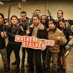 WALKER STALKER CON CHICAGO 2015