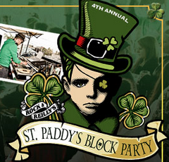 Rock & Reilly's St. Patricks Day Block Party