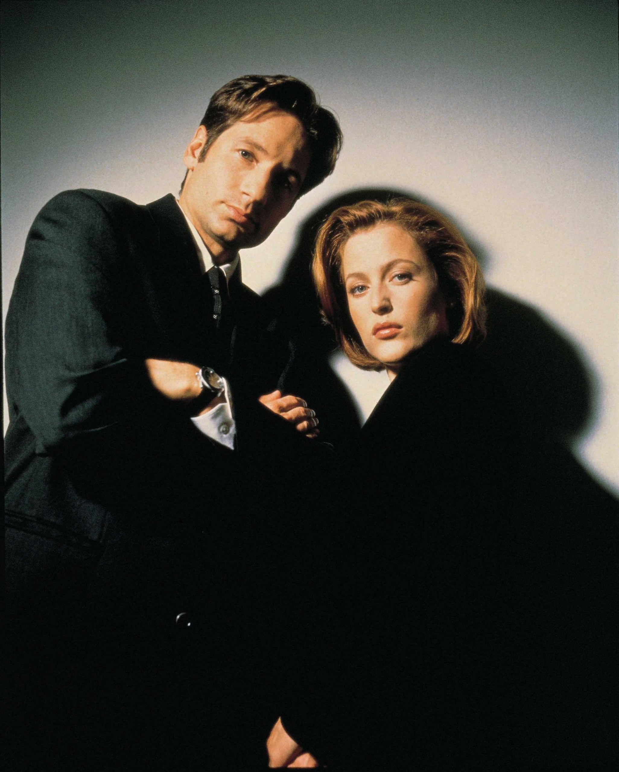 THE X FILES IS ING BACK TO TV