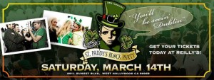 Rock & Reilly's St. Patrick's Day