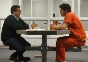 Jonah Hill and James Franco seek the truth.