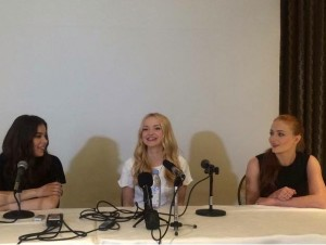The cast of Barely Lethal talks about the movie.