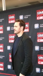 Matt Dillon talks about his new role in Wayward Pines.