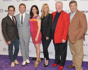 The cast of HBO's The Comeback came togethre for a night at the Paley Center.