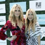 RACHEL ZOE & MOLLY SIMS HOST OCRF SUPER SATURDAY