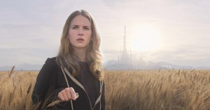Tomorrowland- Britt Robertson