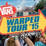 KICKING OFF THE 2015 VANS WARPED TOUR