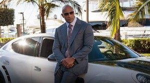 "Dwayne ""The Rock"" Johnson leads the cast of HBO's Ballers."