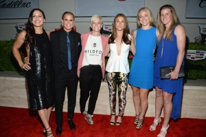 BODY at ESPYS 2015 - US Womens Soccer Team