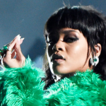 RIHANNA BECOMES FIRST ARTIST TO CROSS RIAA'S100 MILLION SONGS