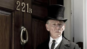 Ian McKellen adds new dimensions to Sherlock Holmes.
