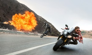 Tom Cruise tears it up in the best Mission Impossible entry yet.