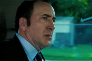 Nicholas Cage stars in the political drama The Runner.