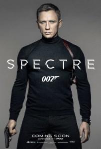 Daniel Craig is back in Spectre.