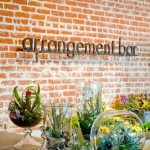 ROLLING GREENS LAUNCHES DIY ARRANGEMENT BAR WITH DESIGN BLOGGER VICTORIA SMITH