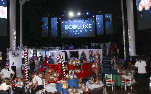 HOLLYWOOD, CA - SEPTEMBER 19:  A general view as seen at EcoLuxe Lounge #ChristmasinSeptember Presented By Shriners Hospitals For Children LA on September 19, 2015 in Hollywood, California.  (Photo by Tasia Wells/WireImage)