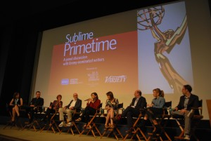 The complete Emmy-nominated panel.