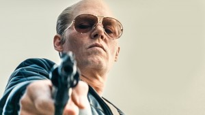 All the makeup in the world couldn't save Johnny Depp in Black Mass.