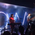 OH WONDER DAZZLES AT THE ECHO