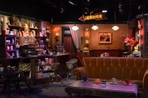 The famous Central Perk from Friends.