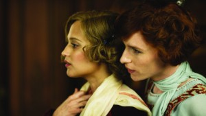 Eddie Redmayne and Alicia Vikander light up the screen in The Danish Girl.