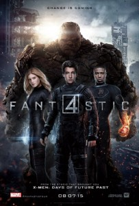 Nothing could save the Fantastic Four this year.