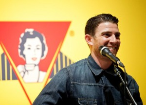 Bryan Greenberg played a great set opening night. Photo credit: www.laguestlist.com.