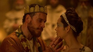 Michael Fassbender and Marion Cotillard bring intensity to the newest adaptation of Macbeth.