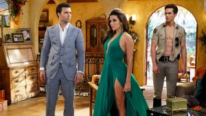 Eva Longoria returns to TV in NBC's Telenovela.
