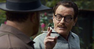 Bryan Cranston gives an Oscar worthy performance in Trumbo.
