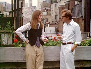 Annie Hall topped the list of 101 Funniest Screenplays of all time.
