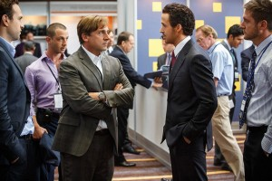 Steve Carell and Ryan Gosling lead an all-star cast in The Big Short.