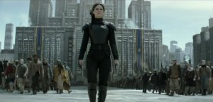 Jennifer Lawrence brings her role of Katniss Everdeen to a close in the epic Hunger Games Mockingjay: Part 2.