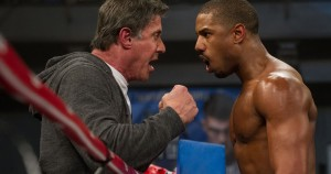Michael B. Jordan allows Rocky to enter new territory in Creed.
