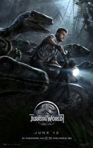 Jurassic World rocked the box office in 2015 and managed to be one of the best films of the year.