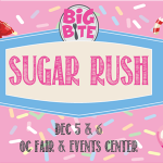 CONTEST: SATISFY YOUR SWEET TOOTH AT SUGAR RUSH THIS WEEKEND
