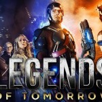 DC'S LEGENDS OF TOMORROW HAVE ARRIVED!