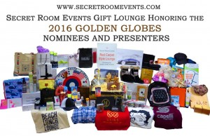 SecretRoomEvents Golden Globe 2016