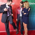 GIULIANNA RANCIC & BRAD GORESKI OF E!'S FASHION POLICE GIVE US A RED CARPET CRITIQUE