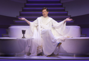 Sean Hayes carries the funny and sometimes taboo An Act of God.
