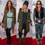 CELEBS FLOCK TO ECO LUXE LOUNGE AT SUNDANCE 2016