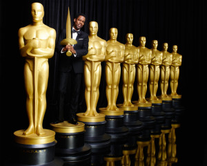 Chris Rock hosts the 2016 Oscars next Sunday.