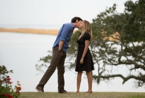 Benjamin Walker and Teresa Palmer star in The Choice.