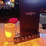 CLIQUE LOUNGE AT THE COSMOPOLITAN IS THE NEWEST HOTSPOT IN SIN CITY