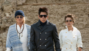 Ben Stiller returns as Derek Zoolander.
