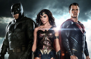 Ben Affleck, Gal Gadot and Henry Cavill are the new trinity of the DC Cinematic Universe.